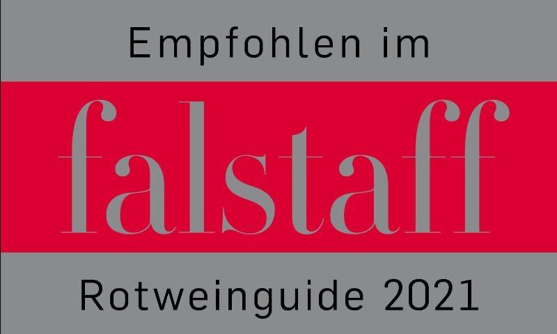 Weingut Temer empfohlen im Falstaff Rotweinguide 2021